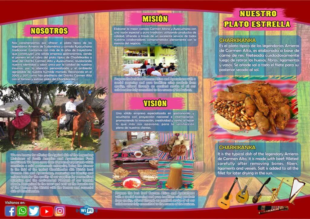 Ayacucho fiestas patrias